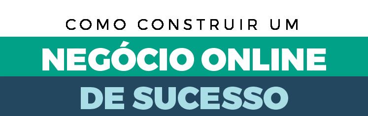 Logo Negocio Online de Sucesso