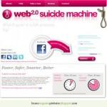 Quer cometer suicídio on-line?