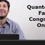 Quanto custa fazer um Congresso Online