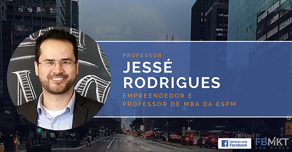 Jesse Rodrigues Facebook MArketing Bruno Pinheiro