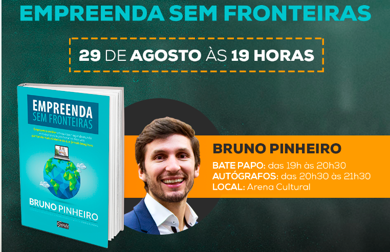 Empreenda Sem Fronteiras - Bruno Pinheiro