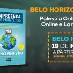 Empreenda Sem Fronteiras em Belo Horizonte 19/11