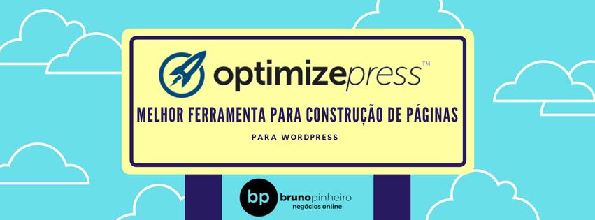 OptimizePress na Criação de Páginas da Internet