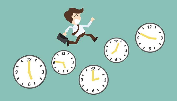Seja dono do seu tempo - Gerenciamento de Tempo - Bruno Pinheiro
